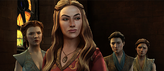 Characters from the HBO show return in Telltale's take on Game of Thrones.