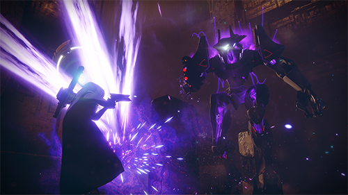 The strike is a highlight of Destiny 2's beta.