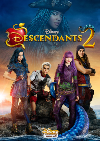 Descendants 2 TV Movie Poster