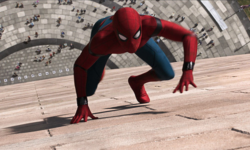 Spidey to the rescue