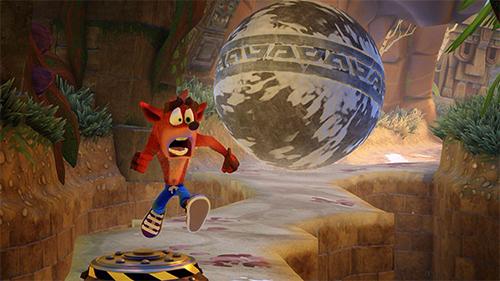 Crash feels the same as he did 20 years ago.