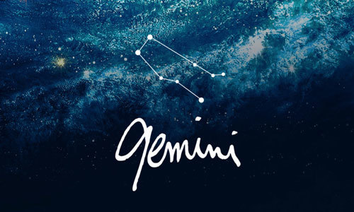 Gemini is known for having the gift of the gab.
