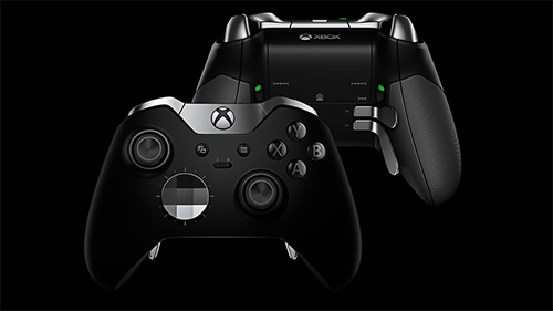 The awesome, but pricey, Xbox One Elite Wireless Controller.