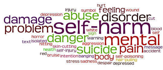 Dear Dish-It Weighs in About the Dangers of Cutting and Self-Harm