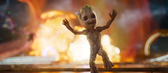 Guardians of the Galaxy Vol. 2 Blu-ray Review