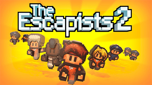 The Escapists 2 Box Art
