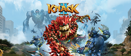 Knack 2 PS4 Game Review