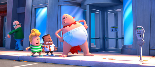 Captain Underpants: The First Epic Movie | Exclusive Clip