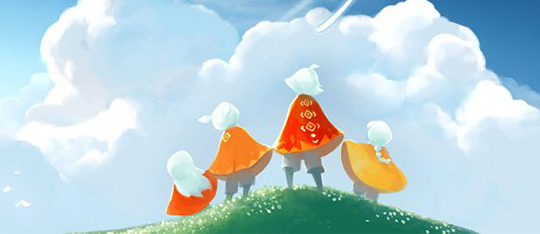 thatgamecompany's New Game Coming Exclusively to Apple
