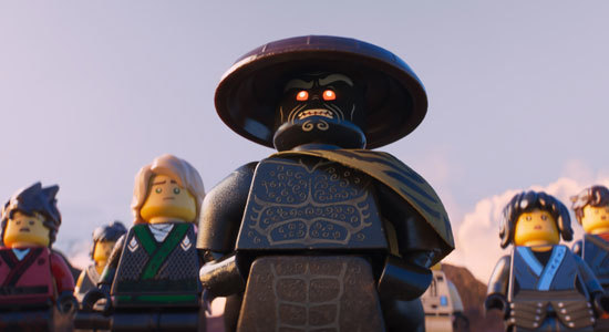 Garmadon must accompany the ninjas on their quest