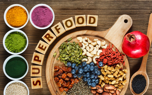School Lunch Superfoods