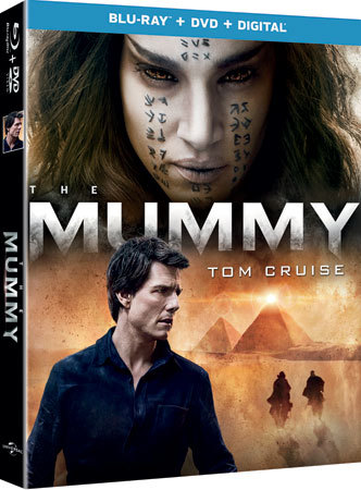 The Mummy Blu-ray Cover