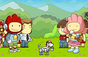Preview preview scribblenauts showdown