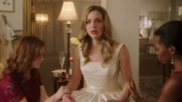 Josie is left at the altar