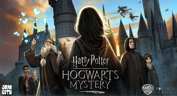 Harry Potter: Hogwarts Mystery Mobile Game