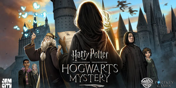 Harry Potter: Hogwarts Mystery Mobile Game Teaser Trailer