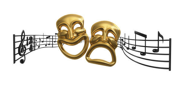 Don't give into the music of the drama.