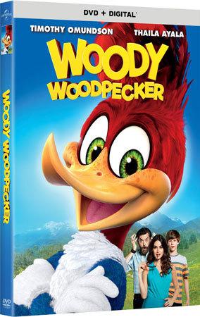 Woody Woodpecker DVD