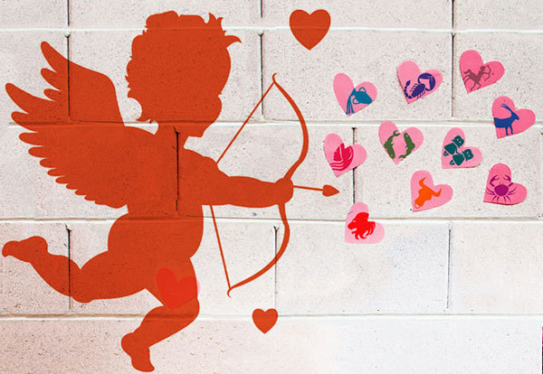 Cupid doesn't lie.