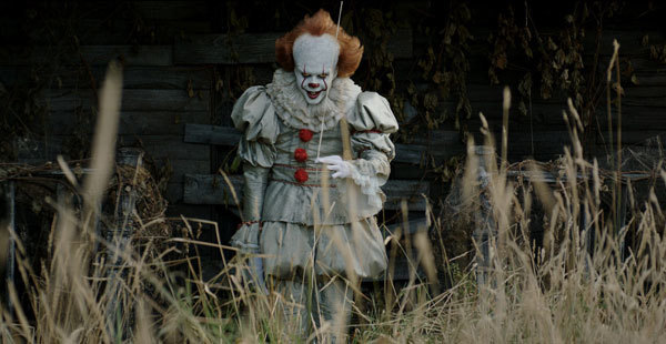 Creepy Pennywise