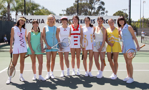 Women players ready for their tournament