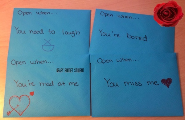 """""""Open When"""" letters let you be there for your bestie even when you can't """"be there"""""""