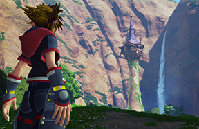 Kingdom Hearts 3 Gets a New Trailer