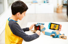 Nintendo Labo New Features!