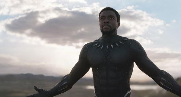 Black Panther unmasked