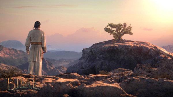 Bilal hears the priest talk of the Gods