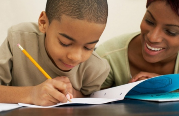 Don't underestimate the power of a parent when you need homework help