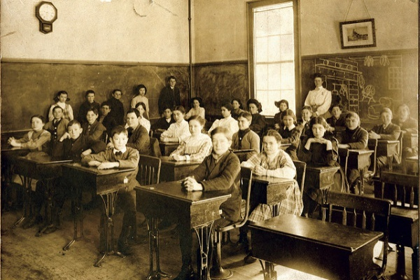 Here's a little-known fact: parents and kids have been weighing in on the homework debate since the 1800s!