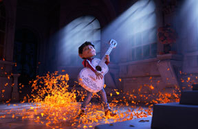 Coco Blu-ray Review