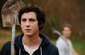 Logan Lerman: The Vanishing of Sidney Hall