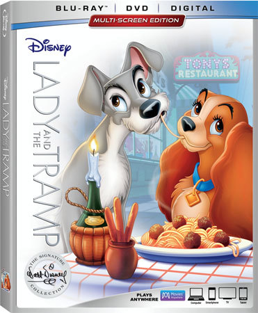 Lady and the Tramp Signature Collection