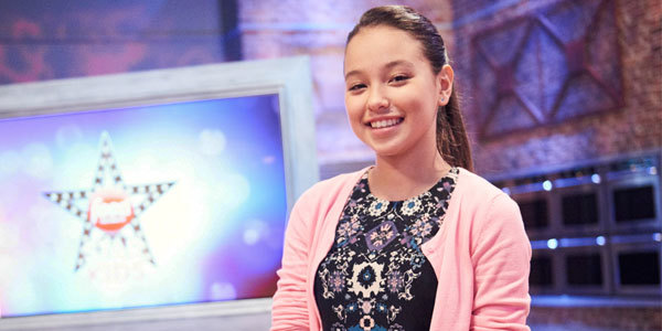 Amber was the first ever Food Network Star Kid!
