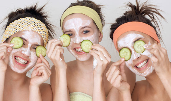 Make your face masks