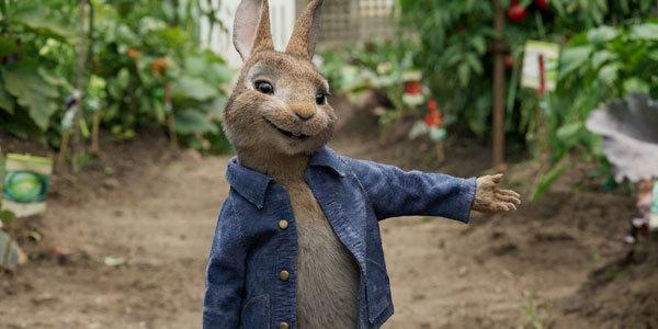 Feature peter rabbit james corden feat