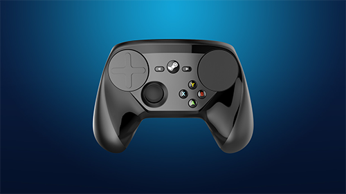 The Steam Controller was big departure from analog sticks.