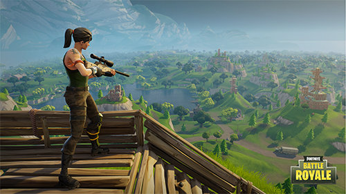 Fortnite's temporary cross-platform was evidence that an open online is possible.