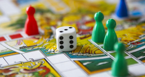 Bring out the board games and enjoy a night in with your family