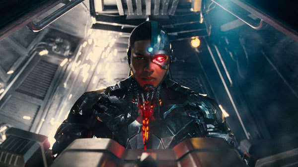Cyborg to the rescue