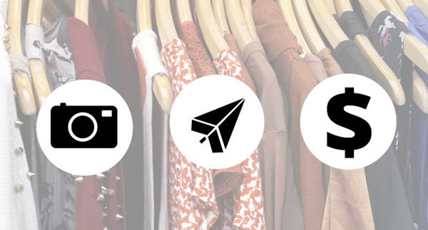 In the digital age, selling clothes is easier than ever.