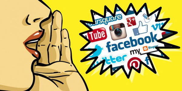Social media can be used for more than just being social.