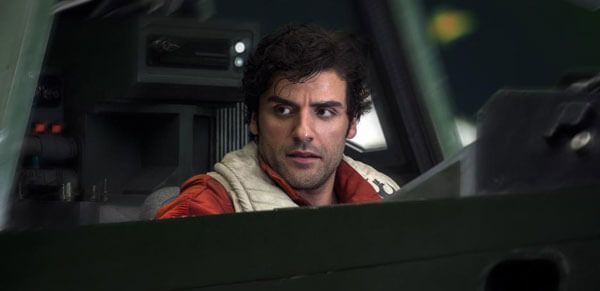 Poe disappoints Leia by being too gung-ho
