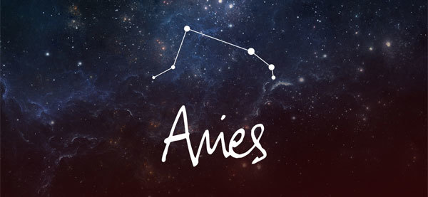 Aries, the first of the zodiac is a brave and bold sign.