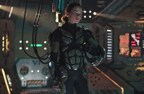 Exclusive Interview Pacific Rim: Uprising Jaeger Cadet Cailee Spaeny