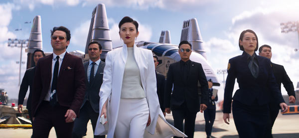 Liwen Shao and her cohorts run the drone program