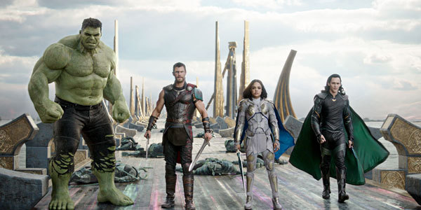Feature thor ragnarok blu ray feat