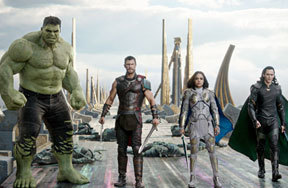 Thor: Ragnarok Blu-ray Review